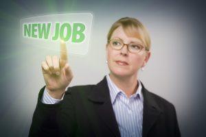 New Career Better Job